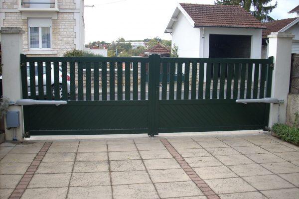 Fabrication, installation et réparation de portail