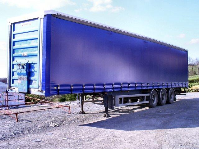 Bâche remorque camion Thiviers Desmazes