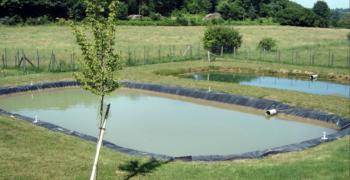 Desmazes - Fabrication de bassin en géomembrane en Dordogne