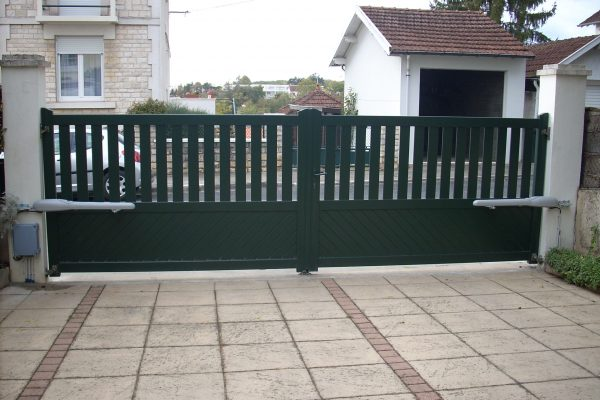 Desmazes - Fabrication, installation et réparation de portail