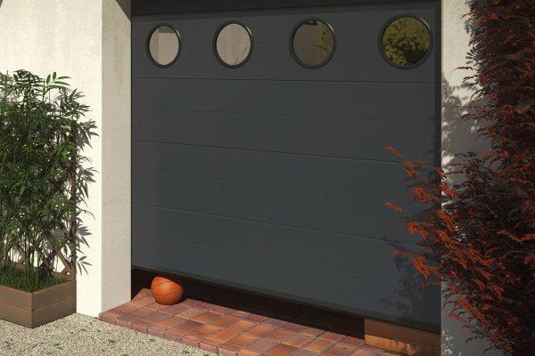 Porte de garage Agonac Desmazes